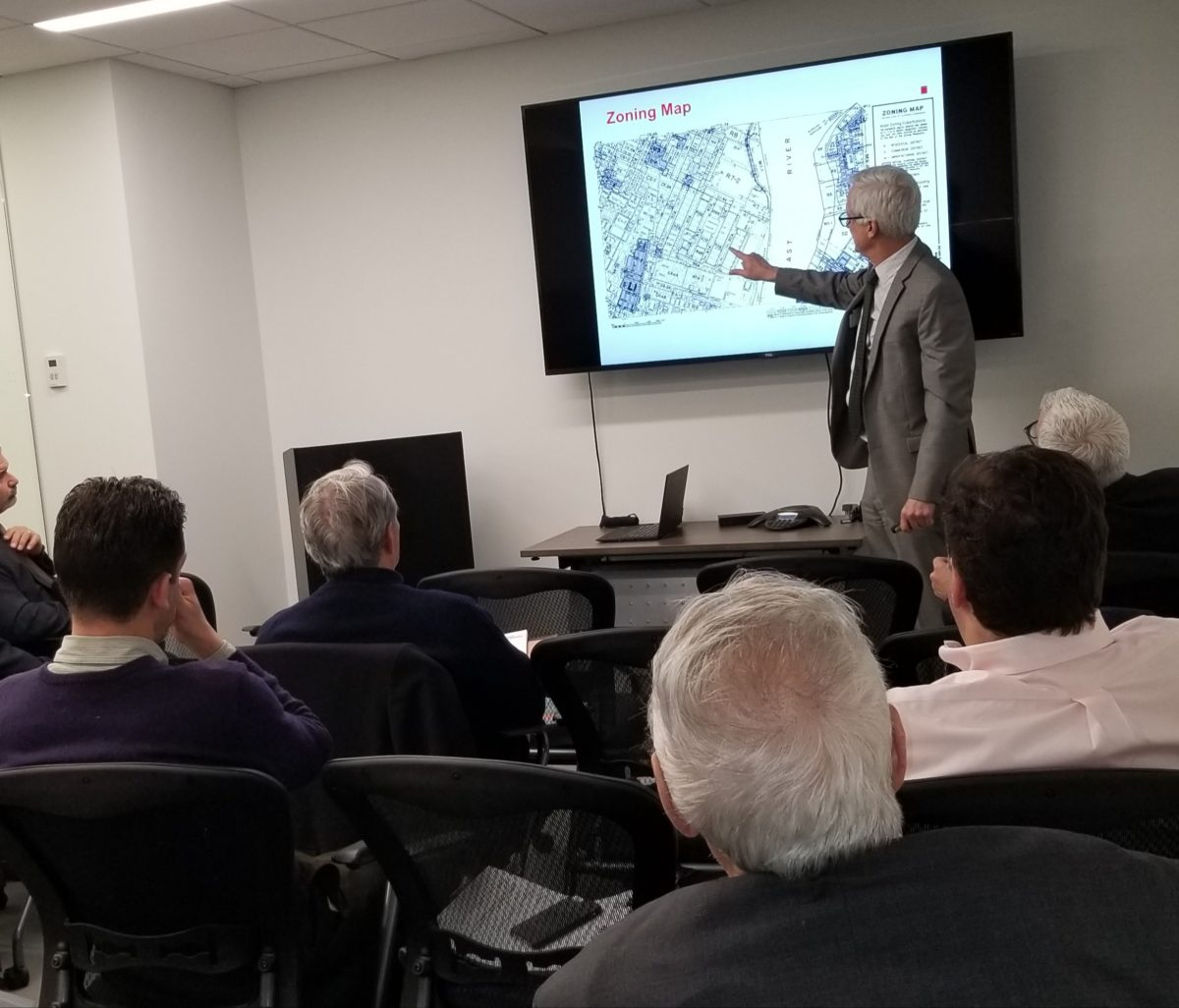 "CBM&S Hosts ""Zoning Basics"" CLE Seminar in its New York Office"